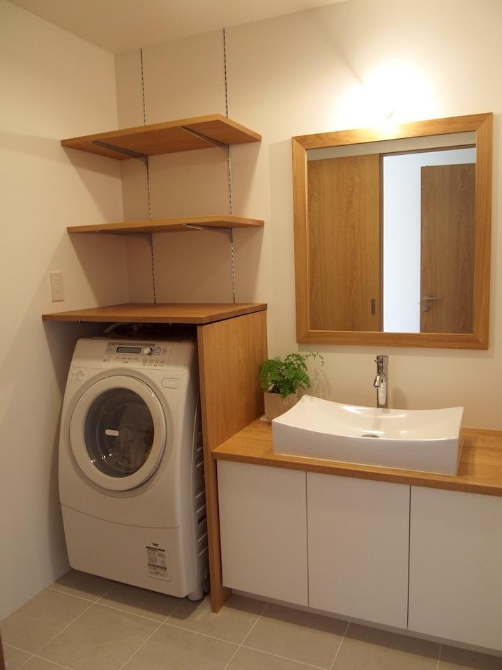 洗面台 | loftywood